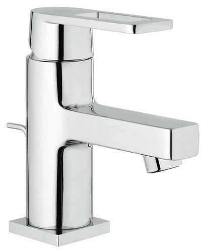 grohe 32631000 quadra basin mixer tap chrome amazon co uk diy