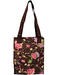 Women's Patterned Casual Shoulder Strap Travel Insulated Sling Hangbag