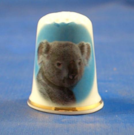 KOALA BEAR THIMBLE