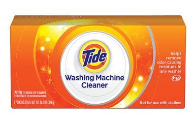 Price comparison product image Tide 21637 Washing Machine Cleaner 3 Count