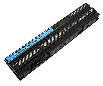 Laptop Battery For Dell Latitude E6420 E6430 E6520 E6530 E6440,Compatible P/N:312-1163 312-1242 M5Y0X HCJWT KJ321 NHXVW PRRRF 8858X T54FJ X57F1 from SLE-TECH®
