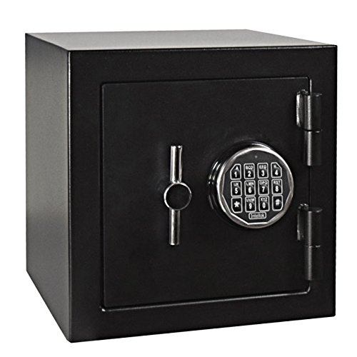 Stealth Burglary Home Safe Electronic Lock Cash Security Storage 1/2'' Steel Door B-1414E by Stealth