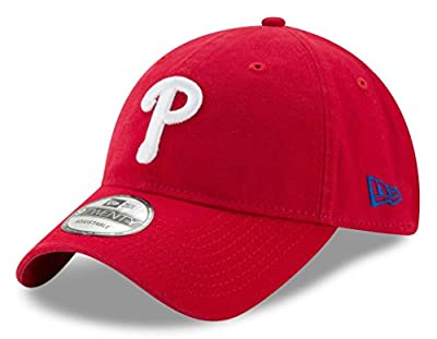 Philadelphia Phillies New Era MLB 9Twenty Primary Core Classic Adjustable Hat from New Era