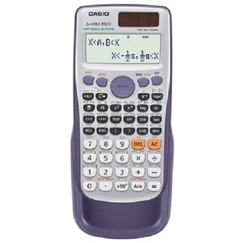 FX-115ESPLUS Advanced Scientific Calculator, 10-Digit Natural Textbook Display, Sold as 1 Each