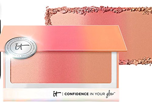 It Cosmetics Confidence in Your Glow Flush Brushing Bronzer – Instant Natural Glow