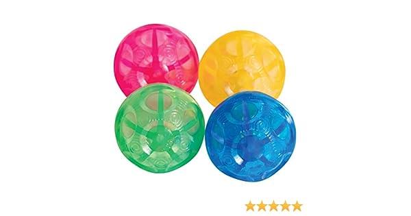 TickiT 72209 Conjunto de pelotas sensoriales con luces y texturas ...