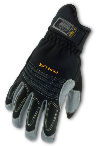 ProFlex 740 Fire & Rescue Rope Work Gloves, Large