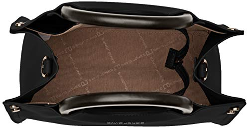 Black Black Maniglia Nero Cm3943 con Jones Borsa David Donna qCxTw8SP1