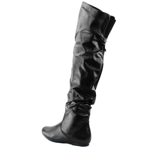 Women's Vickie Hi Slouchy Over The Knee Boots