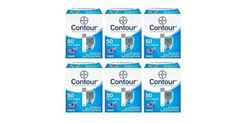 contour blood glucose