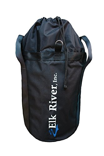 Elk River 84304 EZE-Man Nylon Rope Bag with Drawstring Closure, 12