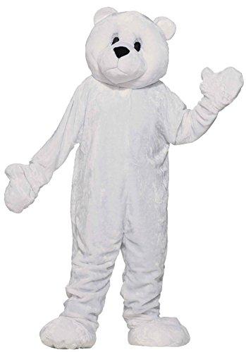 Polar Bear Mascot - 2