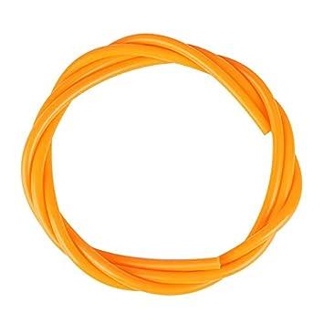 Nrpfell Accesorios para Impresoras 3D Boquilla Remota De Tubo De TeflóN De PTFE Tubo De AlimentacióN De 1.75Mm Resistencia A Altas Temperaturas