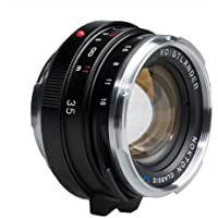Voigtlander Voigtlander Nokton 35mm f/1.4 Wide Angle Leica M Mount Lens Single Coated- Black