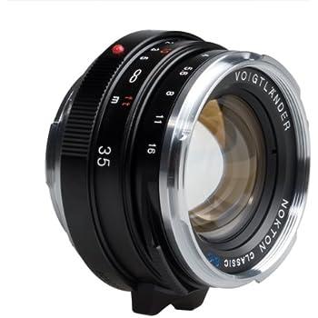 Amazon.com : Voigtlander Color-Skopar Pan 35mm f/2.5 Wide