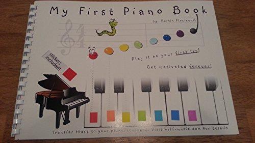 My First Piano Book ebook