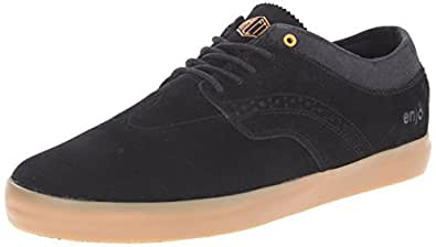 Globe Men's The Taurus Skateboard Shoe, Black Enjoy, ...