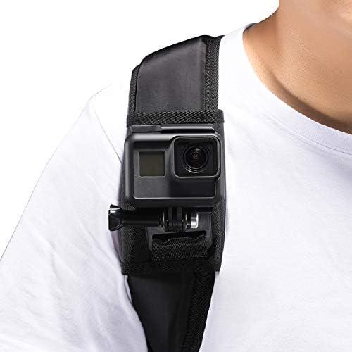 Backpack Shoulder Adjustable Rotation Fastener product image
