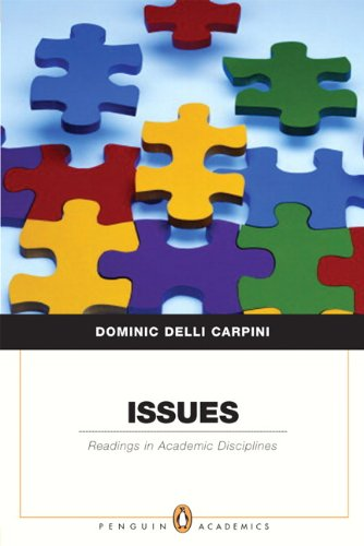 Issues: Reading in Academic Disciplines