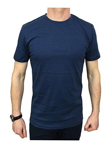 Antony Morato Herren T-Shirt blau blau Small