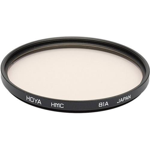 Hoya 58mm 81A Warming Multi Coated Glass Filter by Hoya