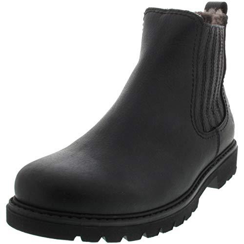 PANAMA Boots black Negro Igloo Bill C6 JACK Herren frnwpqAf