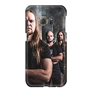 Bumper Cell-phone Hard Covers For Samsung Galaxy S6 (xVW5767qzgF) Custom HD Nevermore Band Pictures