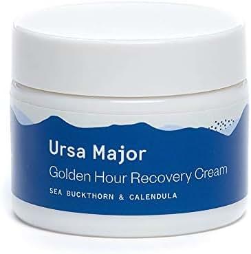 Facial Moisturizer: Ursa Major Golden Hour Recovery Cream