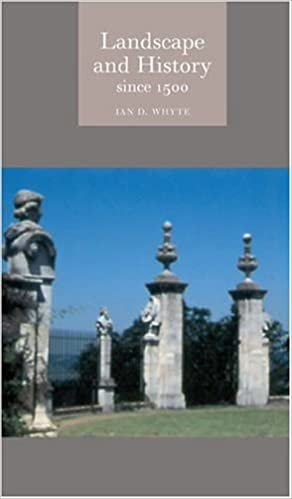 Landscape and History since 1500 (Reaktion Books -
