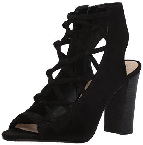 Women's Vince Stesha Camuto Black Heeled Sandal fY6Zqw