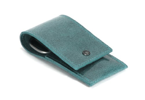 Dovo 3 Piece - Dovo Turquoise 3 Piece Pocket Manicure Set
