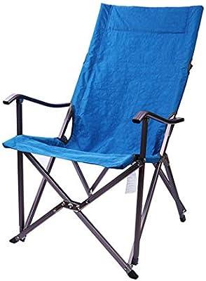 LNLW Vivac sillas portátiles Silla de Playa Plegable for Adultos ...