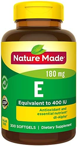 Nature Made Vitamin 400 Softgels product image