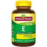 Nature Made Vitamin E 400 IU Softgels, 300 ct Larger Image