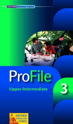 (ProFile Video 3: Video Cassette VHS PAL)