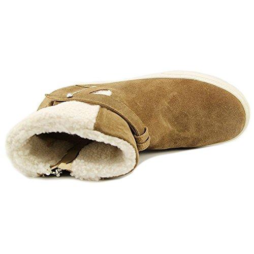 Marc Fisher Sarena Women Us 8 Tan Fashion Sneakers