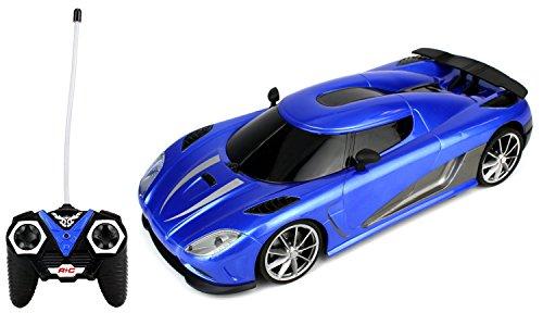 Velocity Toys WFC Koenigsegg Agera R Remote Control Car 1 ...