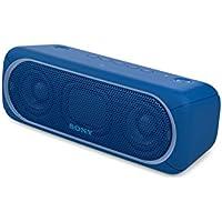 Sony XB30 Portable Wireless Bluetooth Speaker, Blue (2017 Model) SRS-XB30/BLUE (Certified Refurbished)
