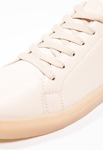 donna basse scarpe donna da stringate Even da Sneaker amp;Odd sneaker metalliche da ginnastica Rosa wq7S7fxC