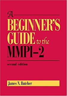 A beginners guide to the mmpi 2 james n butcher 9781433809224 a beginners guide to the mmpi 2 fandeluxe Images