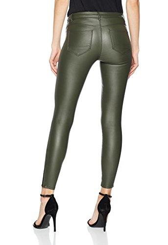 Jeans Verde Donna Reg Onlkendell Kalamata Bj Pnt Noos Sk Ank Skinny Only 60xvqB
