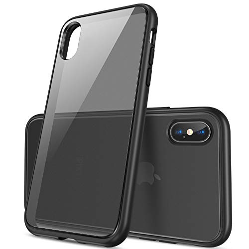 Cheap Case for iPhone Xs Max, CASEKOO Full-Body Rugged Protective Heavy Duty Case Hard Tough Shock Absorption Bumper Case Compatible with iPhone Xs Max 6.5 inch (2018)-Black