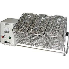 Rtl Bag - LW Scientific RTL-PLV3-36B1 Platelet Rotator with 3 Baskets, 36 Bag Capacity