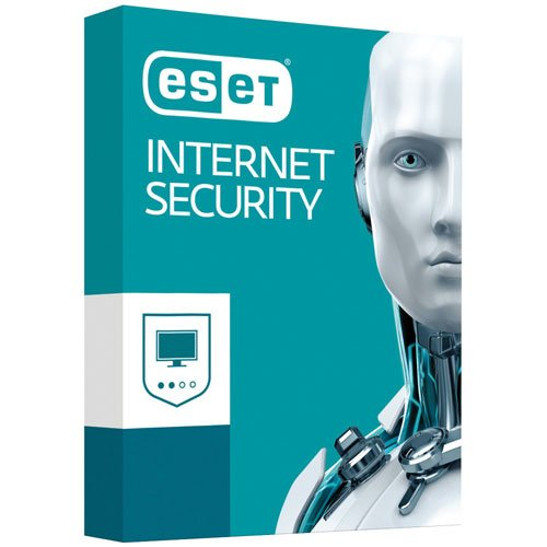 ESET Internet security 2018 version 10, 3 device with 1 year subscription...