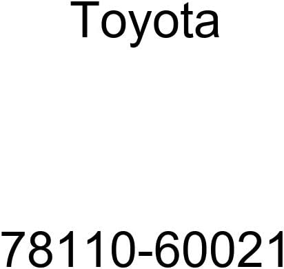 Toyota 78110-60021 Accelerator Pedal Sensor Assembly