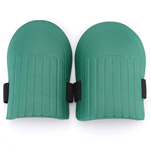 Cosybreeze Gardening Knee Pads - (1 Pair) Soft Protective Gear EVA Foam Kneepads, Kneeling Cushion with Adjustable Hook