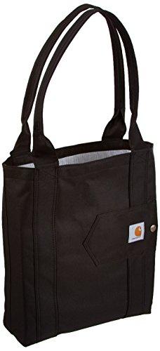 Carhartt Legacy Women's Essentials Tote, Black (Work Carhartt Bag)