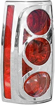 Putco 400828 Chrome Trim Tail Light Cover