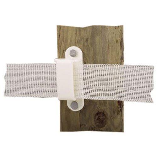 DARE PRODUCTS 2330-25W Post Tape Insulator, White