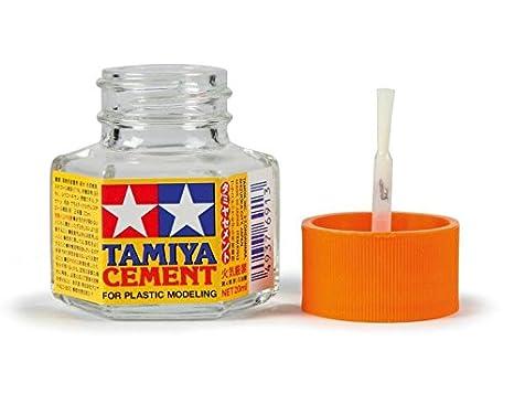 Tamiya 87012. Pack 2 botes de pegamento para maquetas con ...